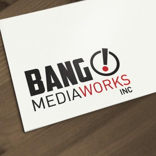 Bang! MediaWorks Inc.: Corporate Logo