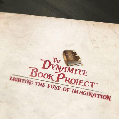 Dynamite Book Project: Full Branding Treatment