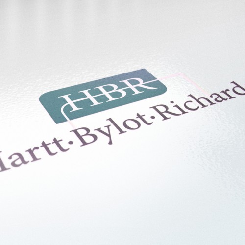 Hartt, Bylot, Richards: Corporate Logo