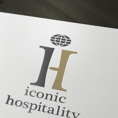 Iconic Hospitality: Corporate Logo