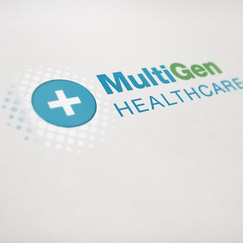 MultiGen Healthcare: Corporate Logo