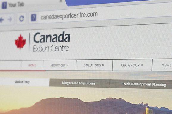 Canada Export Centre